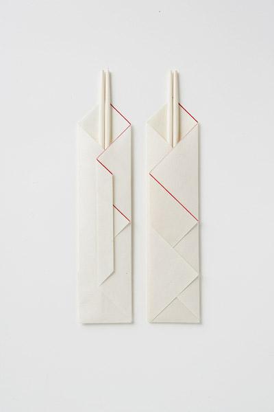 折形半紙1/2 作例1