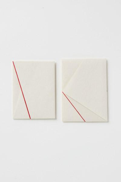 折形半紙1/2 作例2