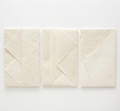 折形半紙×2作例